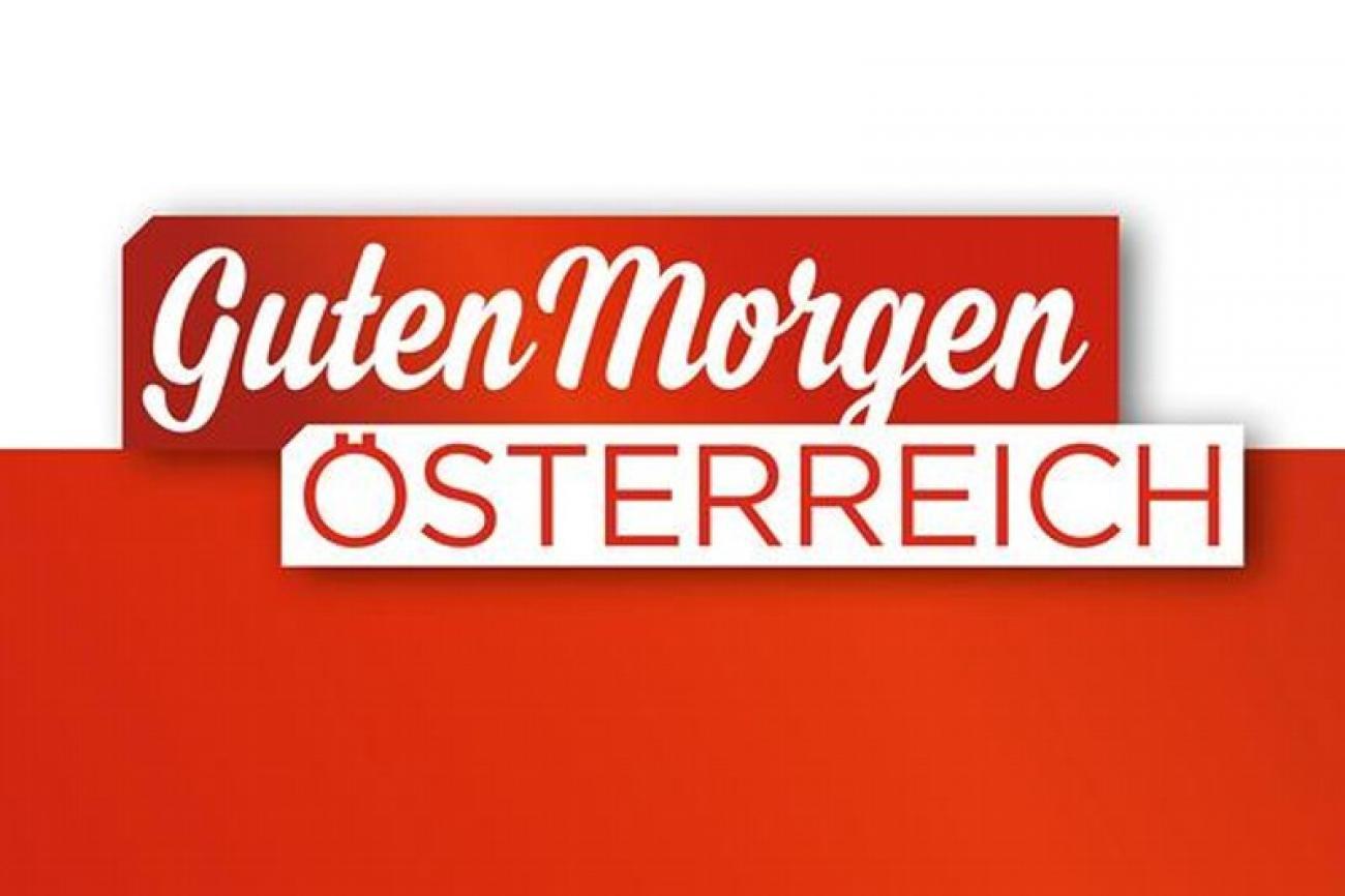 Guten Morgen österreich Logo Gemeinde Weißpriach