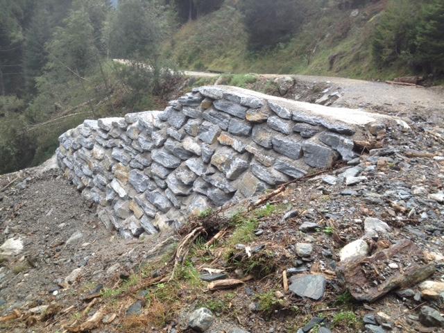 Erstmaßnahmen nach Hochwasser sind umgesetzt