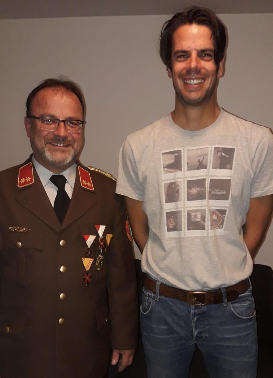 Feuerwehrarzt bei der FF Weißpriach
